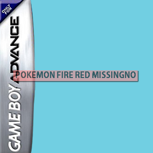 Pokemon Fire Red Missingno Box Art
