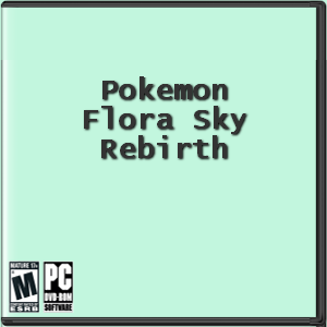 Pokemon Flora Sky Rebirth Box Art