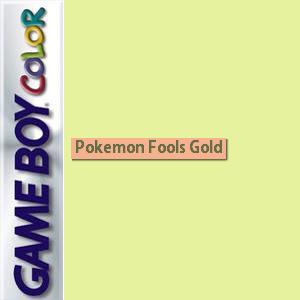 Pokemon Fool's Gold Box Art