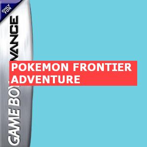 Pokemon Frontier Adventure Box Art