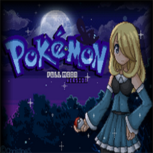Pokemon Full Moon Box Art