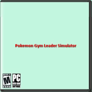 Pokemon Gym Leader Simulator Box Art