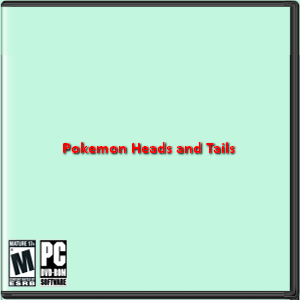 Pokemon Heads and Tails Box Art