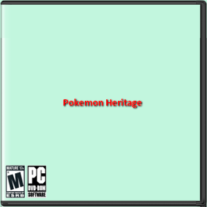 Pokemon Heritage Box Art
