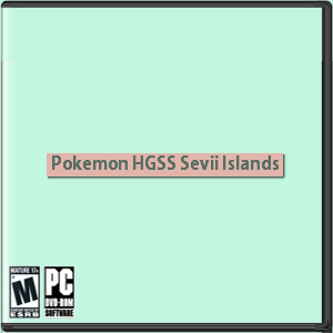 Pokemon HGSS: Sevii Islands Box Art