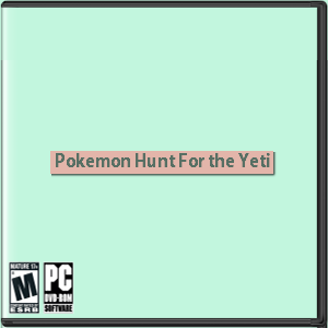 Pokemon Hunt For the Yeti! Box Art