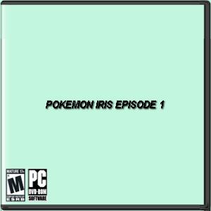 Pokemon Iris – Episode 1 Box Art