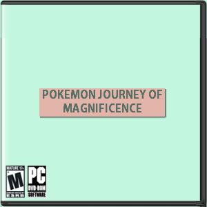 Pokemon Journey of Magnificence Box Art