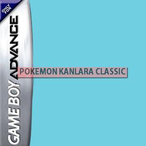 Pokemon Kanlara Classic Box Art