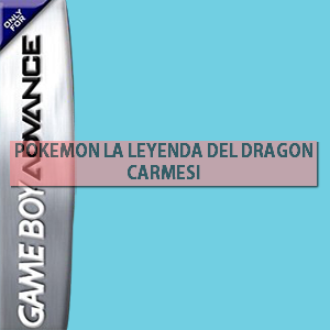 Pokemon La Leyenda del Dragon Carmesi Box Art