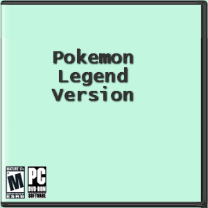 Pokemon Legend Version Box Art