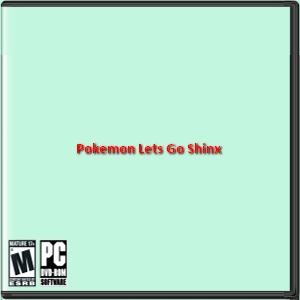 Pokemon: Let's Go, Shinx! Box Art