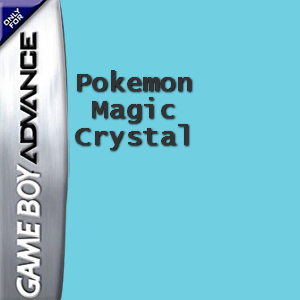 Pokemon Magic Crystal Box Art