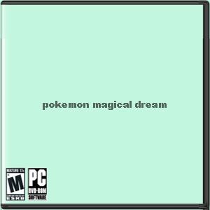 Pokemon Magical Dream Box Art
