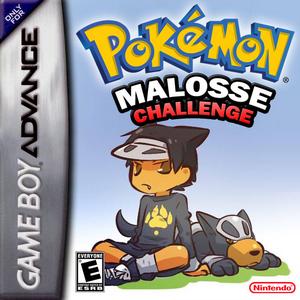 Pokemon Malosse Challenge Box Art