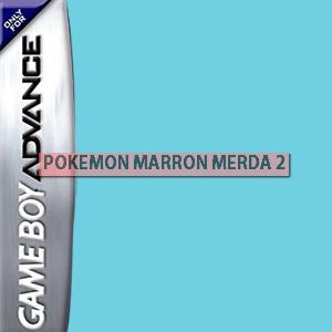 Pokemon Marron Merda Box Art