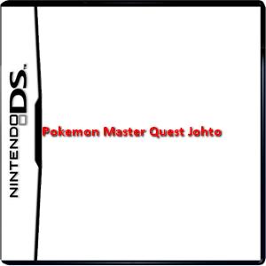 Pokemon Master Quest Johto Box Art