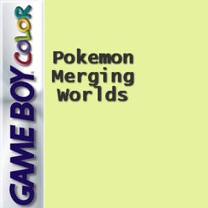 Pokemon Merging Worlds Box Art