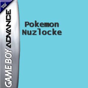 Pokemon Nuzlocke Box Art