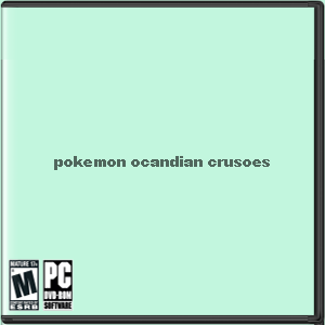 Pokemon Ocandian Crusoes Box Art
