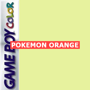 Pokemon Orange Box Art