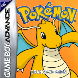 Pokemon Orange Generation Box Art