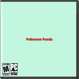 Pokemon Panda Box Art