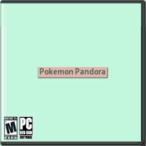 Pokemon Pandora Box Art