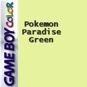 Pokemon Paradise Green Box Art