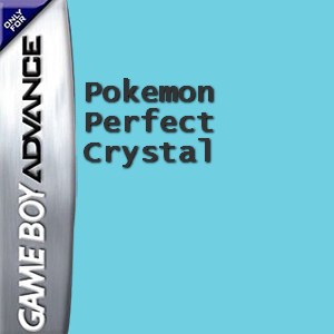 Pokemon Perfect Crystal Box Art