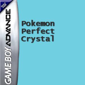 Pokemon Perfect Crystal Box Art