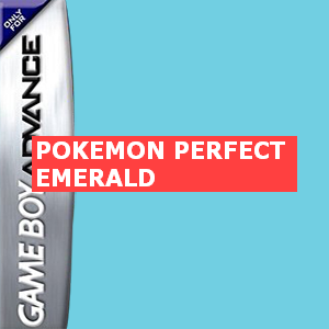 Pokemon Perfect Emerald Box Art