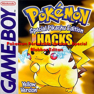 Pokemon Periwinkle Version - Special Blobbos Editon Box Art