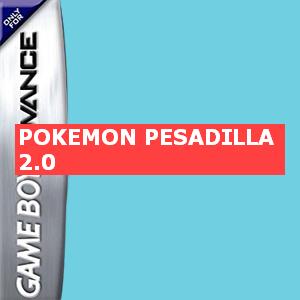 Pokemon Pesadilla 2.0 Box Art