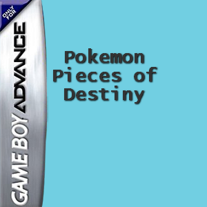 Pokemon Pieces of Destiny Box Art