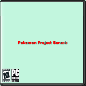 Pokemon Project Genesis Box Art
