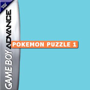 Pokemon Puzzle 1 Box Art