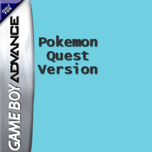 Pokemon Quest Version Box Art