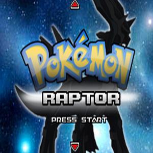 Pokemon Raptor EX Box Art