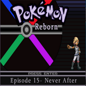 Pokemon Reborn Box Art