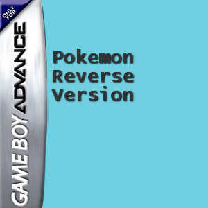 Pokemon Reverse Version Box Art