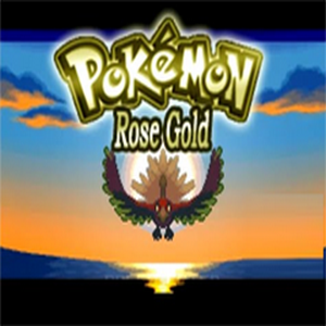 Pokemon Rose Gold Box Art