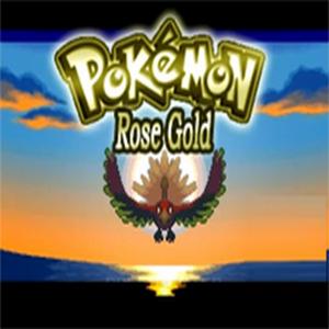 Pokemon Rose Gold Box Art