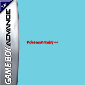 Pokemon Ruby ++ Box Art