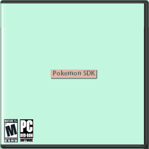 Pokemon SDK Box Art