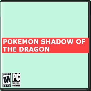 Pokemon Shadow of the dragon Box Art