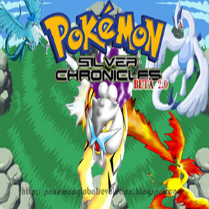Pokemon Silver Chronicles Box Art