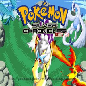 Pokemon Silver Chronicles Box Art