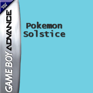 Pokemon Solstice Box Art