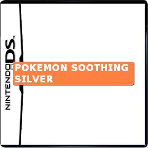 Pokemon Soothing Silver Box Art